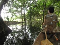 Colombia Amazon, Lake Tarapoto