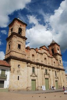 Church, Zipaquirá.