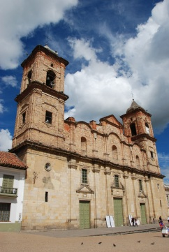 Church, Zipaquirá.