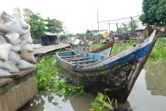 Cartagena Colombia Dique Canal