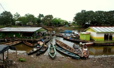 Leticia Colombia Amazona, Amazon River
