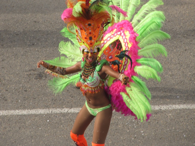 Dancer Cartagena, Colombia at Cartagena Independence