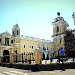 Downtown Lima, Peru