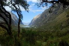 Laguna Llanganuco, Huascarán National Park.