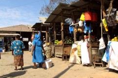 A market in Mbeya, in southwestern Tanzania