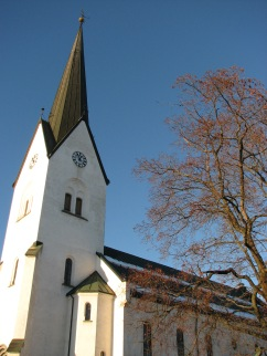 Church in Hamar.