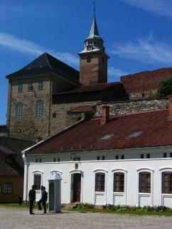 Akershus Fortress, Oslo.