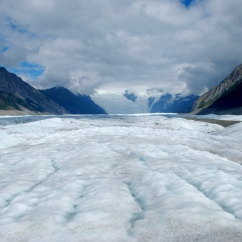 Root Glacier, Wrangell-St. Elias National Park.
