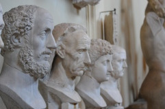 Ancient Romans in the Vatican Museums