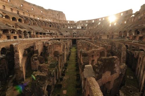 Colosseum (Amphitheatrum Flavium)
