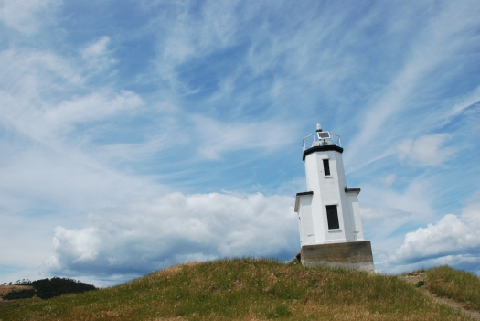 Cattle Point Lighthouse, San Juan Island.