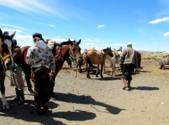 "Horseback riding in Patagonia, Argentina, from ""Avoid Tourist Traps"""
