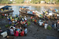 """Amazon River, Leticia, Colombia, from """"Know What Country You're In"""""""
