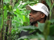 """Coffee farmer Hamidu, near Arusha, Tanzania, from """"Know What's in Your Drink"""""""