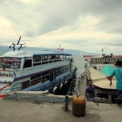 Lake Toba, Sumatra.