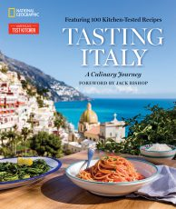 Tasting Italy book cover