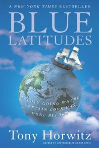 Blue Latitudes book cover