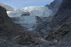 Franz Josef glacier, Westland Tai Poutini National Park.