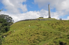 One Tree Hill/Maungakiekie, Auckland.